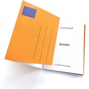 Nouvelle à poster de Franck Pavloff, Juanita, disponible chez les Éditions pneumatiques