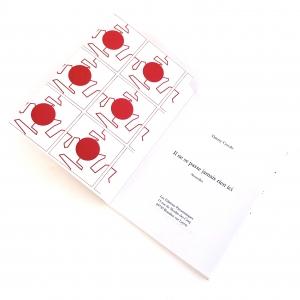 Recueil de nouvelles et de textes courts de Thierry Covolo, Il ne se passe jamais rien ici, disponible chez les Éditions pneumatiques