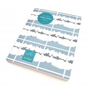 Recueil de nouvelles de Cathie Barreau, Oublie l'océan, disponible chez les Éditions pneumatiques