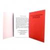 Nouvelle à poster de Marie-Sabine Roger, Les mains rouges, disponible chez les Éditions pneumatiques
